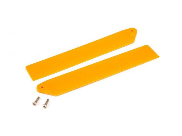 E-flite Blade mCPX Hi- Performance Rotorblattset Orange