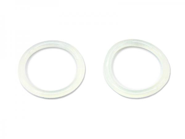 soXos O-Ringe Weiss 24x3
