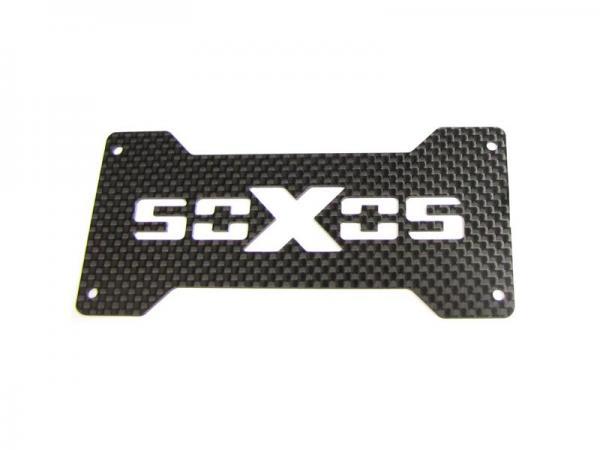 soXos Carbon Vorbaudeckel