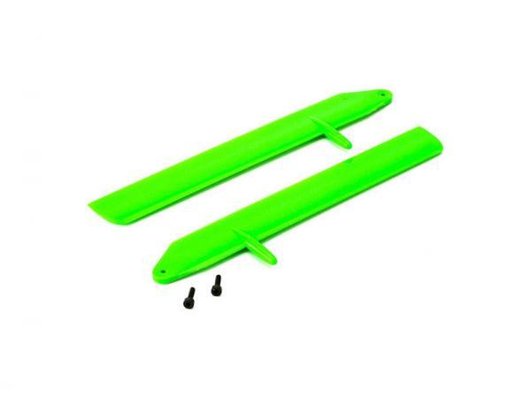 E-flite Blade 130X Fast Flight Hauptrotorblätter Set grün