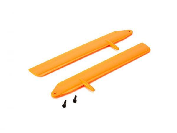 E-flite Blade 130X Fast Flight Hauptrotorblätter Set orange