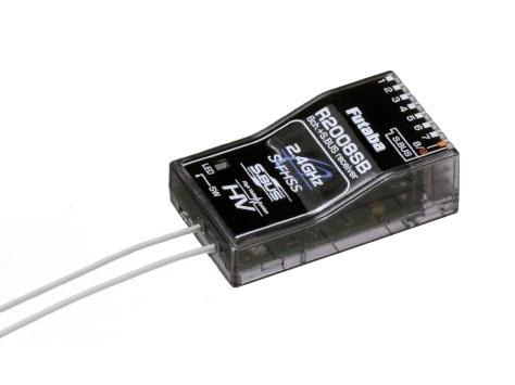 Futaba  Empfänger R2008SB FHSS/S-FHSS 2,4GHz 8Kanal/S-Bus