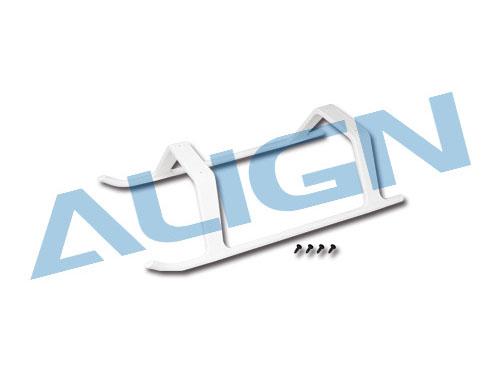 Align T-REX 450 Landegestell einteilig weiß