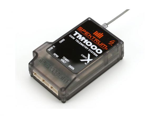 SPEKTRUM DSMX Telemtriemodul TM1000 (lose)