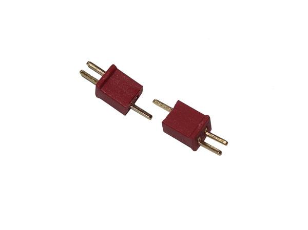 Micro T-PLUG Stecker und Buchse Paar