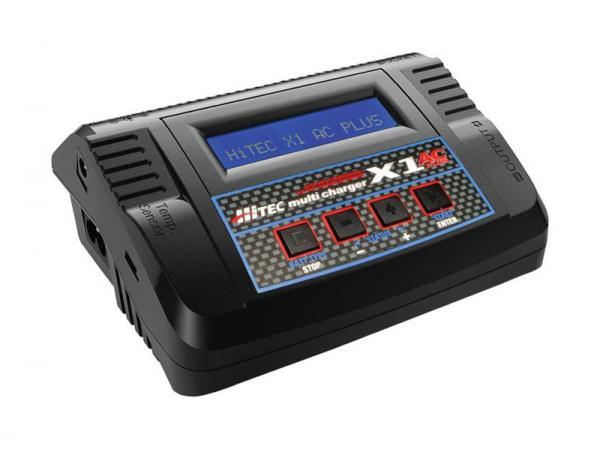 Hitec Multicharger X1AC PLUS Ladegerät
