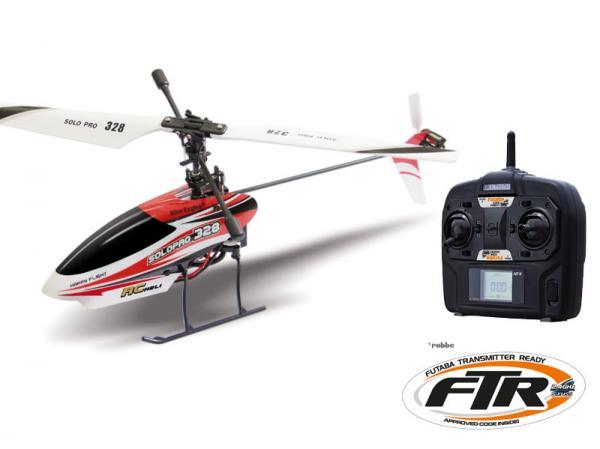 Robbe Solo Pro 328 RTF FTR 2.4 GHz