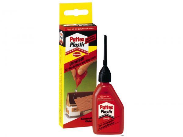 Robbe Pattex Plastic Universal 30g