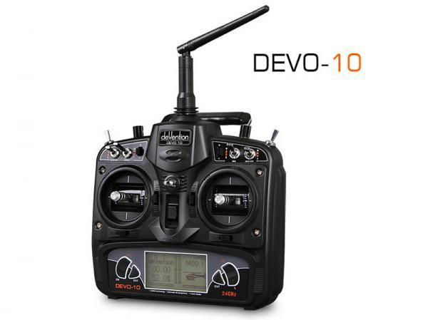 deVention DEVO 10 10Kanal 2,4GHZ Sender