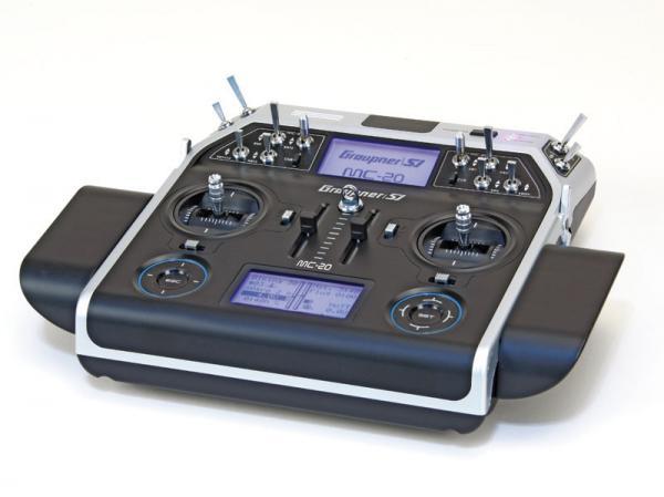 Graupner mc-20 Computersystem HoTT Pultsender