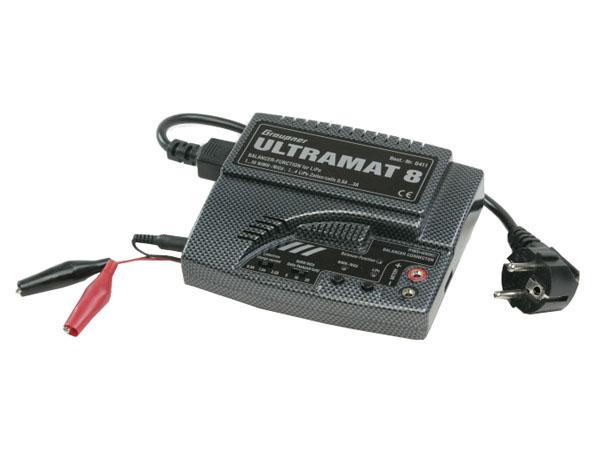 Graupner Ultramat 8 Ladegerät