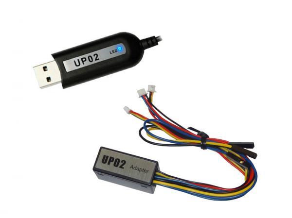 Walkera / deVention USB Adapter + Empfänger Update Adapter
