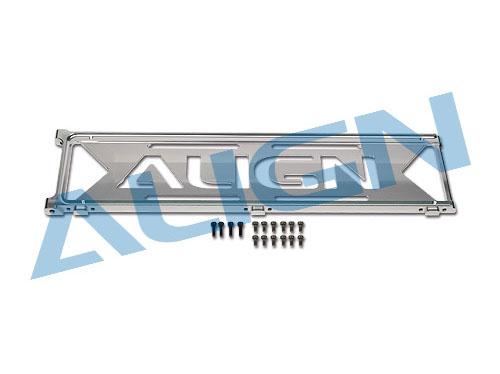 Align T-Rex 700E DFC CNC Alu Grundplatte