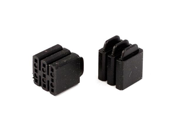 Spektrum Kontaktschutz Kappen für AR7200BX