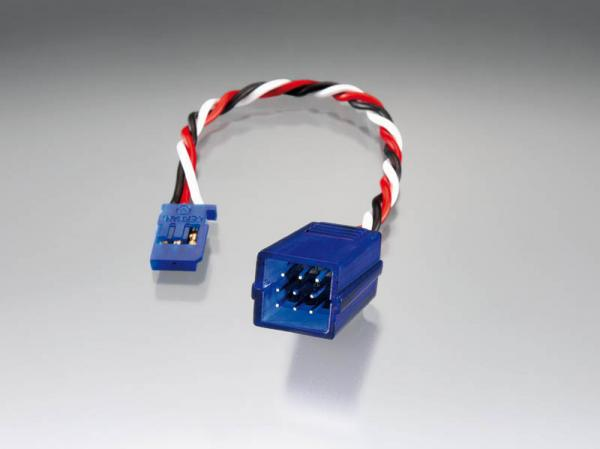 Futaba S-BUS HUB-3 Kabel 10 cm (3 fach Y Kabel)