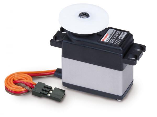 Graupner Servo DES 676 BB Digital (Heckservo)
