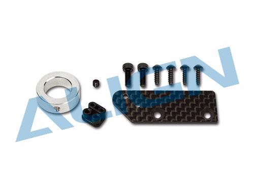 Align 700 Black Shark III Sensor Halteplatten Set