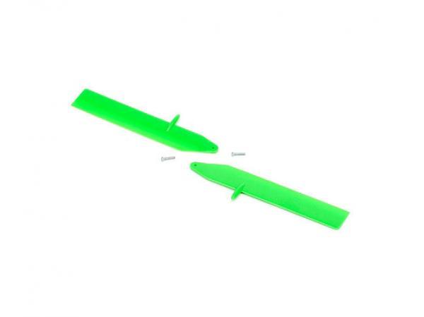 E-flite Blade Nano CPX Fastflight Hauptrotorblätter grün