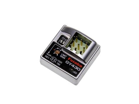 Futaba Heli Heck Kreisel GY430 mit MEMS Sensor