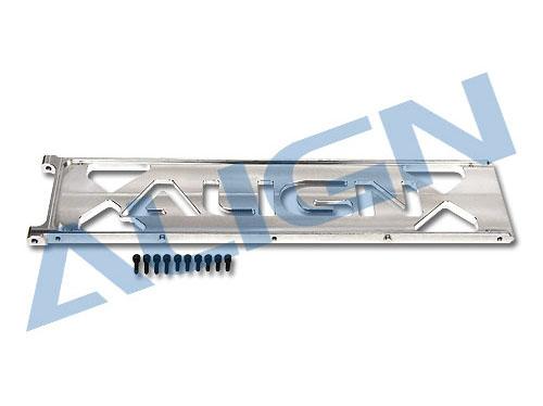 Align T-Rex 800E Grundplatte CNC Alu