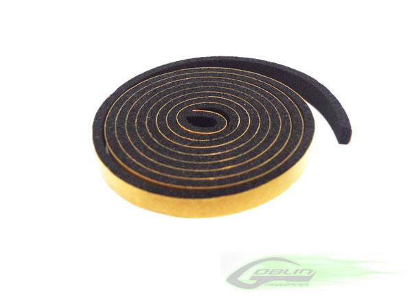 SAB Goblin 500 / 630 / 700 / 770 Hauben- Antivibrations Schaumstoff # HA006-S
