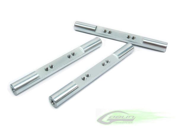 SAB Goblin 630 / 700 / 770 Aluminium Rahmen Abstandshalter (3Stück)