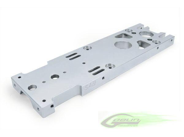 SAB Goblin 630 / 700 / 770 Aluminium Rahmen Grundplatte