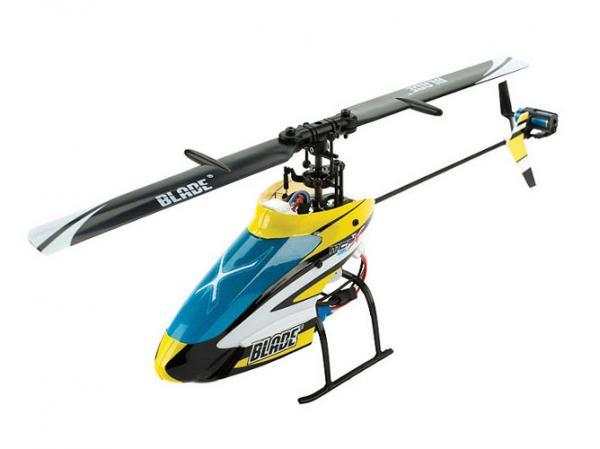 E-flite Blade mCP X BL Brushless BNF Flybarless Heli