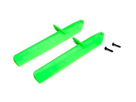 E-flite Blade mCP X BL Fastflight Hauptrotorblätterset  Grün