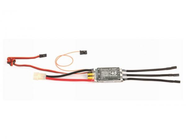 Graupner 45A BRUSHLESS CONTROL +T 45 G2