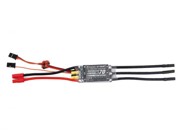 Graupner 70A BRUSHLESS CONTROL +T 70 G3,5