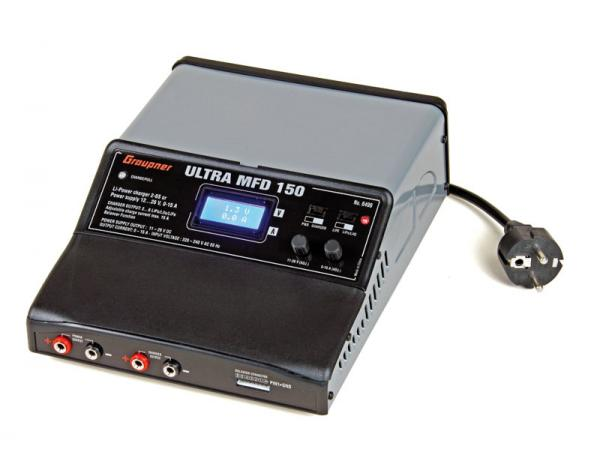 Graupner Netzteil und Ladegerät ULTRA MFD 150