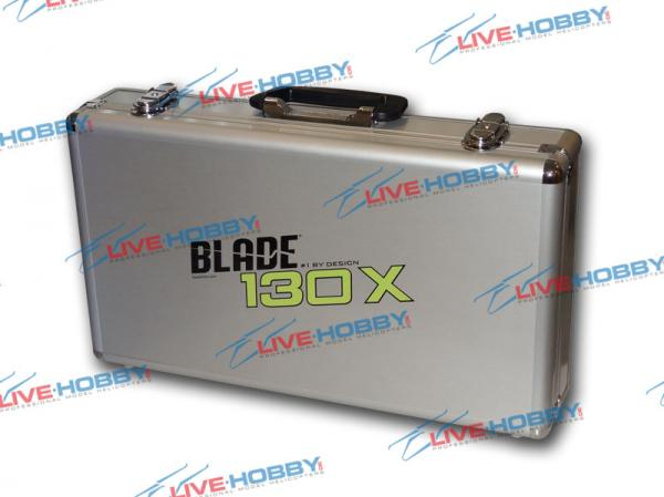 E-flite Blade 130X Aluminium- Koffer