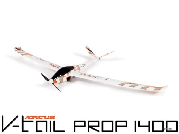 Robbe Segler Arcus V-Tail Prop 1400