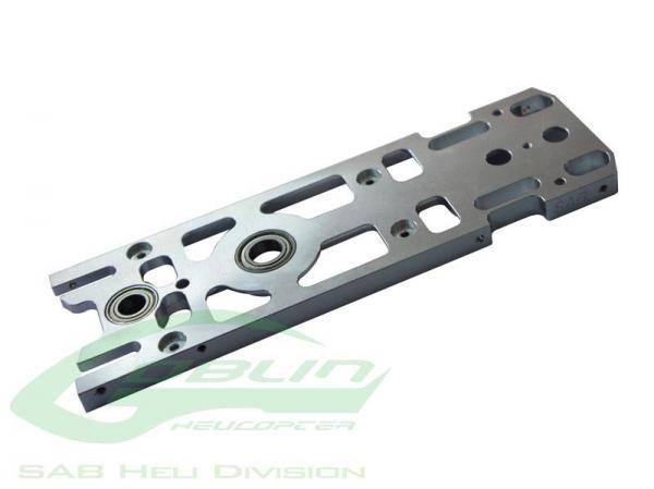 SAB Goblin 500 Aluminium Rahmen Grundplatte