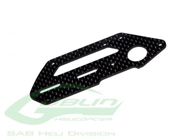 SAB Goblin 500 Carbon Heckgehäuse Seitenteil