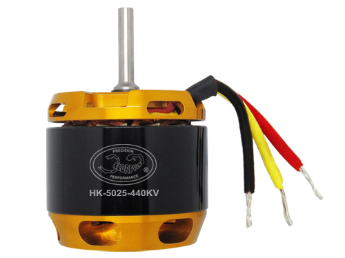 Scorpion HK-5025-440KV Brushless Motor