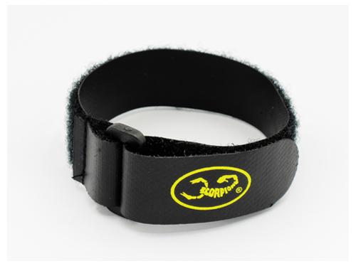 Scorpion Lock Strap Klettband M