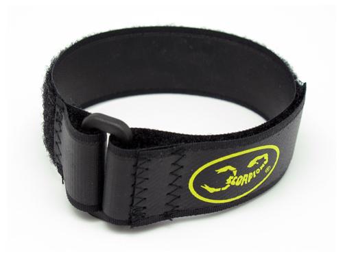 Scorpion Lock Strap Klettband L