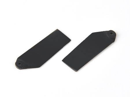Xtreme Production 130X Heckrotorblätter schwarz