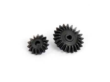 Xtreme Production 130X hinteres Heckrotorgetriebe aus Stahl