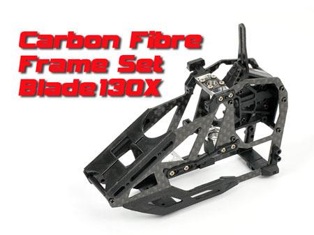 Xtreme Production 130X Carbon Hauptrahmen