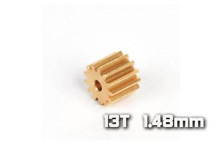 Xtreme Production 130X Motorritzel 13Z M0,4 Welle Ø1,5mm