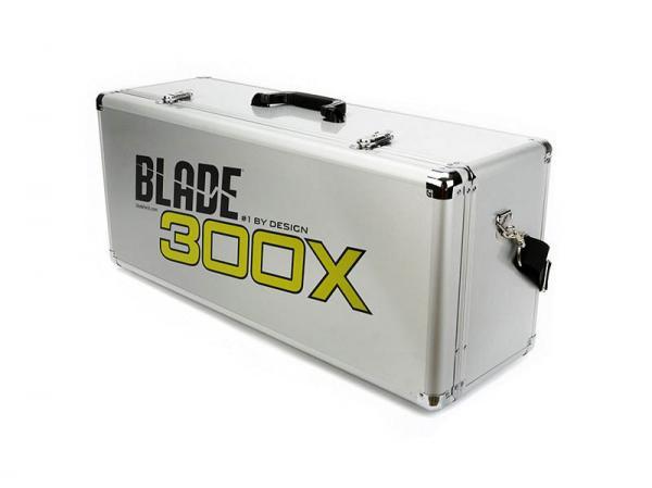 E-flite Blade 300 Aluminium Fullsize Koffer für Blade 300X