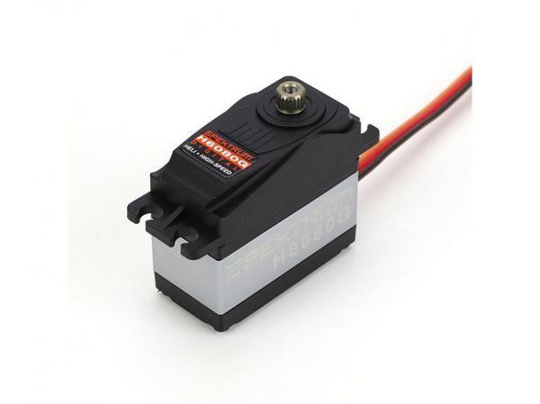 Spektrum H6080G Digital Heck Servo mit Metallgetriebe