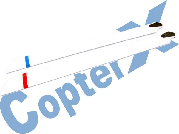CopterX Rotorblätter 325mm Holz  CX450-06-01