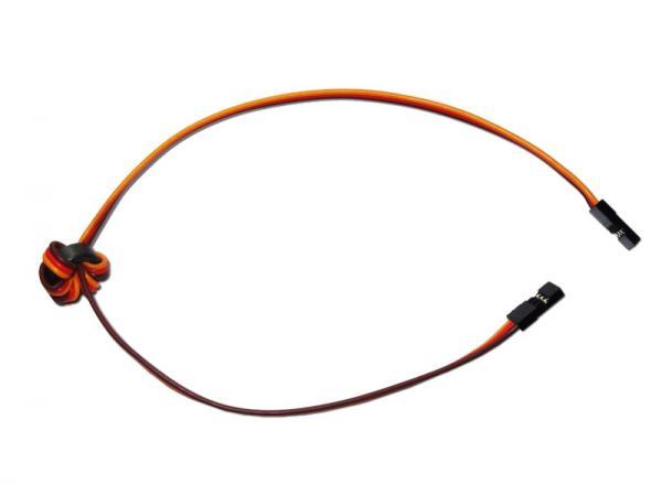 BEC-Kabel / Slavekabel mit Ringkern Entstörfilter