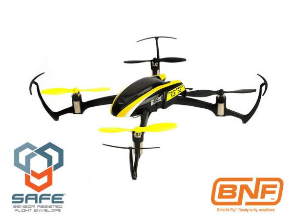 Blade Nano QX BNF mit SAFE Technologie