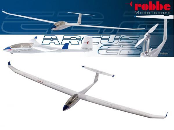 Robbe Arcus E 2.2 ARF 2,2m Semi-Scale Elektro-Segler