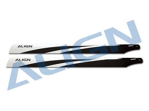 Align T-REX 800 800 Carbon Fiber Rotorblätter 800mm
